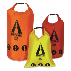 Advanced Elements PackLite Roll-Top Dry Bag Set 3-piece