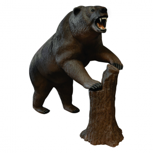 Delta T-Series Grizzly Bear 3D Target