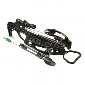 CenterPoint Wrath 430 Crossbow Package with Silent Cranking Device