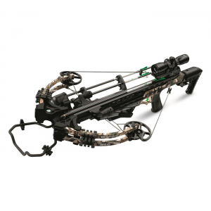 Centerpoint Amped 425 Crossbow Package with Power Draw Cranking Device