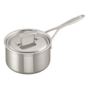 Demeyere Industry 5-ply 2.5-qt. Stainless Steel Sauce Pan