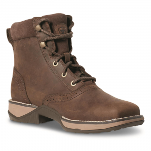 Ariat Women's Anthem Lacer Work Boots Square Toe