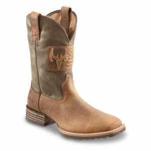 Ariat Men's Hybrid Patriot Country Western Boots