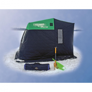 Ice Runner Expedition Ice Fishing Shelter
