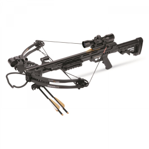 CenterPoint Sniper 370 Crossbow Package 4x32mm Scope 185-lb. Draw Weight