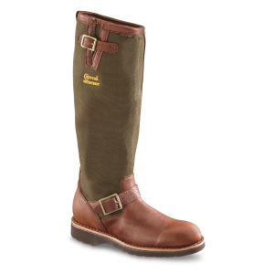 Chippewa Men's Brome 17 inch Pull On Waterproof Snake Boots