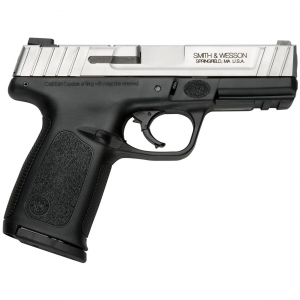 Smith  &  Wesson SD9 VE Semi-Automatic 9mm 4 inch Barrel 16+1 Rounds