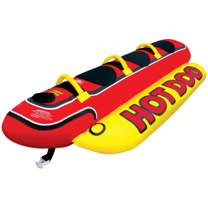Airhead Hot Dog 3 - person Towable