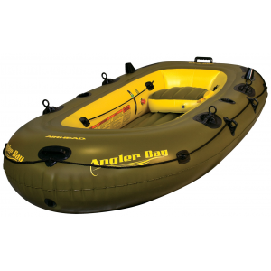 Airhead Angler Bay Inflatable Boat 4 - person
