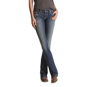 Ariat Women's R.E.A.L. Bootcut Entwined Jeans