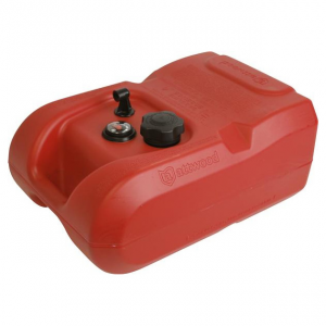 Attwood EPA/CARB Compliant 6-Gallon Gas Tank with Fuel Gauge