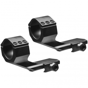 Barska Cantilever Mount with Integrated 30mm Ring and 1 inch Insert Pair