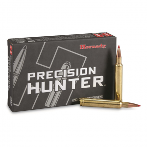 Hornady Precision Hunter .300 Weatherby Magnum ELD-X 200 Grain 20 Rounds