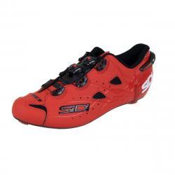 Sidi Shot Road Shoe Matt Red