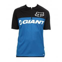 Fox Racing Giant Ranger SS Jersey: Blue SM