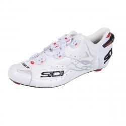 Sidi Shot Road Shoe White/Silver