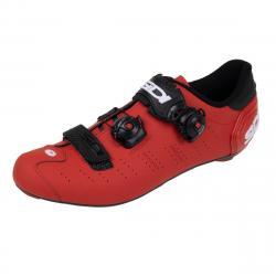 Sidi Ergo 5 Carbon Road Shoe Matt Red