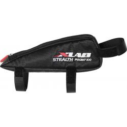XLAB Stealth Pocket 100 Frame Bag: Black