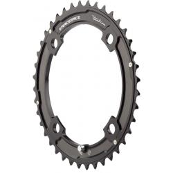 RaceFace Turbine 10-Speed Chainring: 120mm BCD, 40t, Black