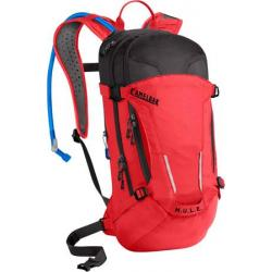 Camelbak MULE 100oz Hydration Pack Racing Red/Black
