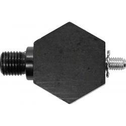 XLAB X-Nut Co2 Holder for Cage Carrier: Black
