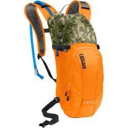Camelbak LOBO 100oz Hydration Pacl Russet Orange/Camelflage