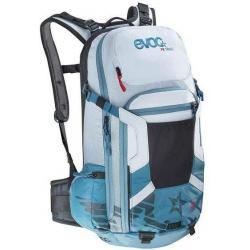 EVOC FR Trail Women Protector Backpack 20L Copenhagen Blue/White S