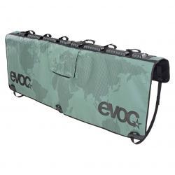 EVOC Tailgate Pad - 160cm / 63'' wide - for full-sized trucks - Olive
