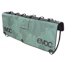 EVOC Tailgate Pad - 136cm / 53.5'' wide - for mid-sized trucks - Olive