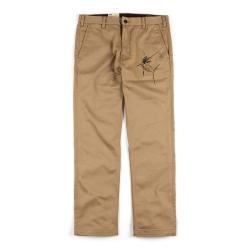 Women's Khaki Cargo Pants