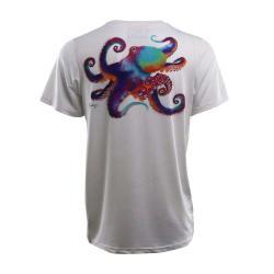 Octopus Short Sleeve Performance Shirt