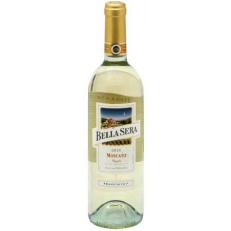 Bella Sera Moscato   750ml