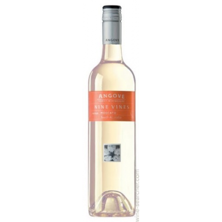 Angoves Moscato Nine Vines   750ml