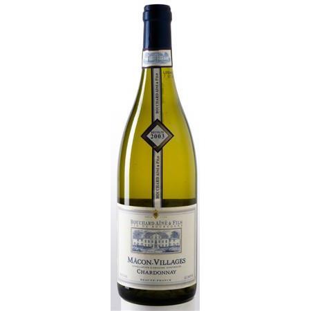 Bouchard Aine Et Fils Macon-Villages Chardonnay  2011 750ml