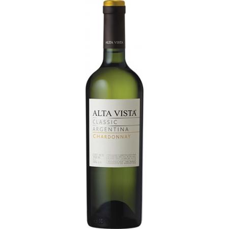 Alta Vista Chardonnay Classic  2011 750ml