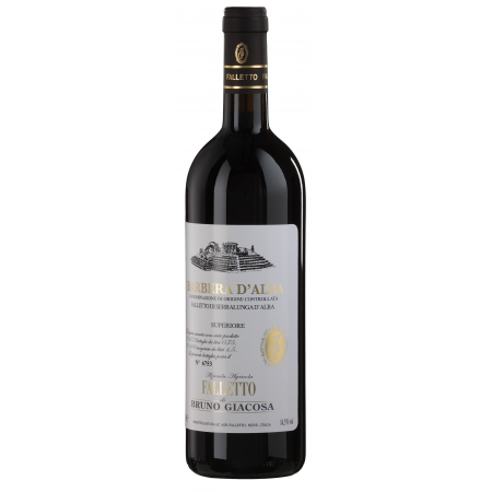 Bruno Giacosa Barbera D'alba Superiore Falletto Di Serralunga  2008 750ml