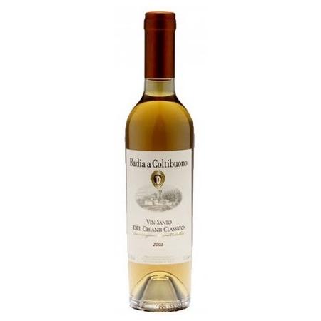 Badia A Coltibuono Vin Santo Del Chianti Classico  2006 375ml