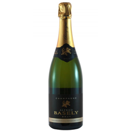 Alfred Basely Champagne Brut  NV 750ml
