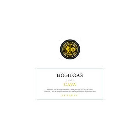 Bohigas Brut Reserva Cava  NV 720ml