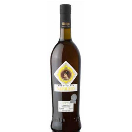Bodegas Hidalgo Amontillado Napoleon  NV 500ml