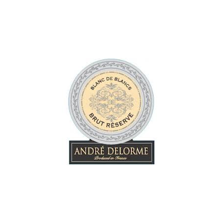 Andre Delorme Blanc De Blancs Brut Reserve   750ml
