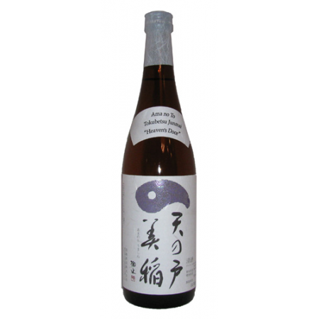 Ama No To Heaven's Door Tokubetsu Junmai Sake  NV 300ml