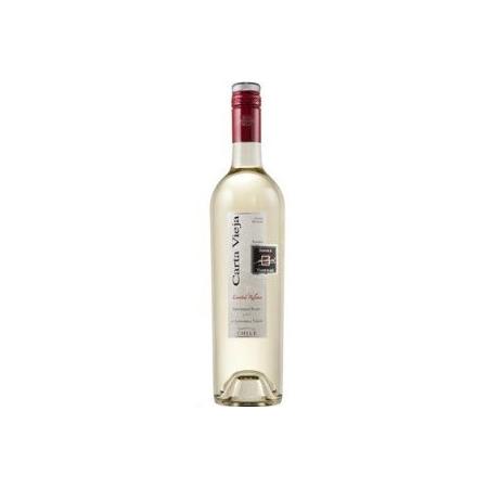 Carta Vieja Suavignon Blanc Limited Release  2012 750ml