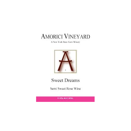 Amorici Sweet Dreams   750ml