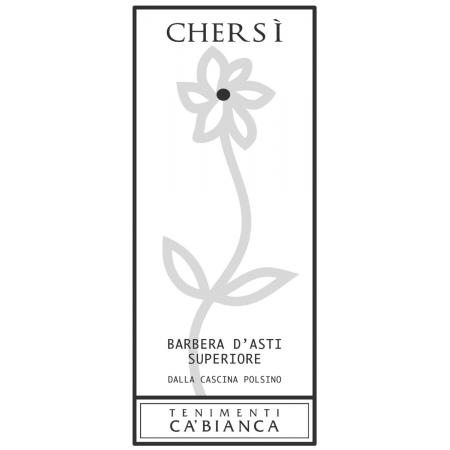 Ca' Bianca Barbera D'asti Chersi  2008 750ml