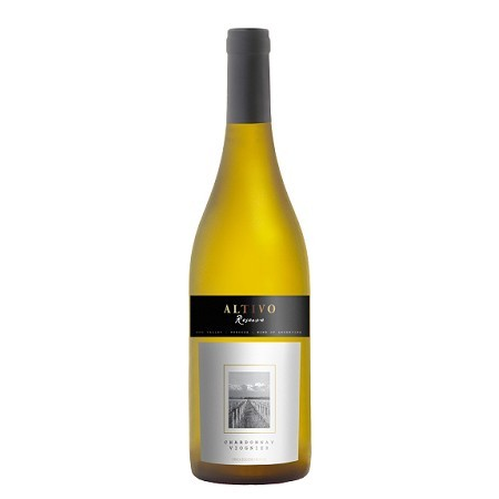 Altivo Chardonnay-Viognier Reserva  2009 750ml