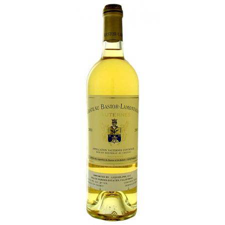 Chateau Bastor-Lamontagne Sauternes  2001 750ml