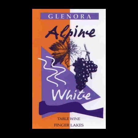 Glenora Alpine White  NV 750ml