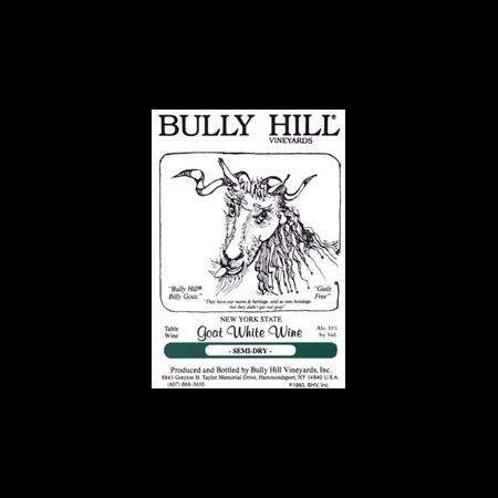 Bully Hill Goat White  NV 750ml