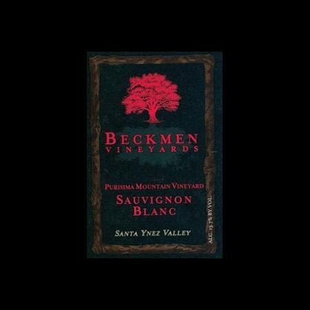 Beckmen Vineyards Sauvignon Blanc Santa Barbara  2012 750ml